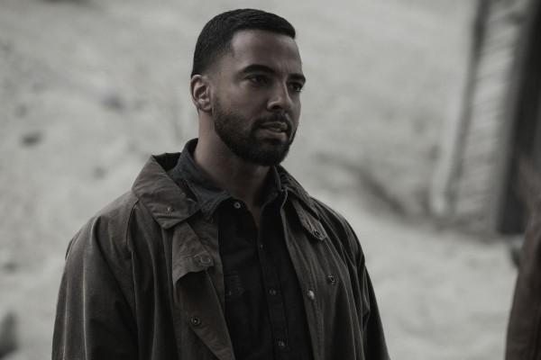 O ator Christian Keyes em cena da série Supernatural (Foto: Reprodução)