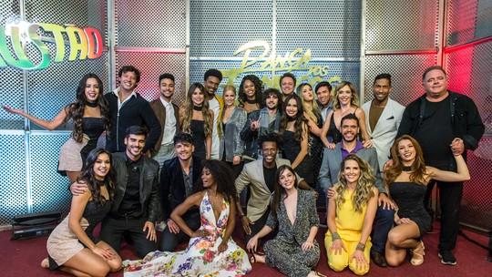 Participantes do 'Dança dos Famosos 2018' revelam expectativas para o quadro