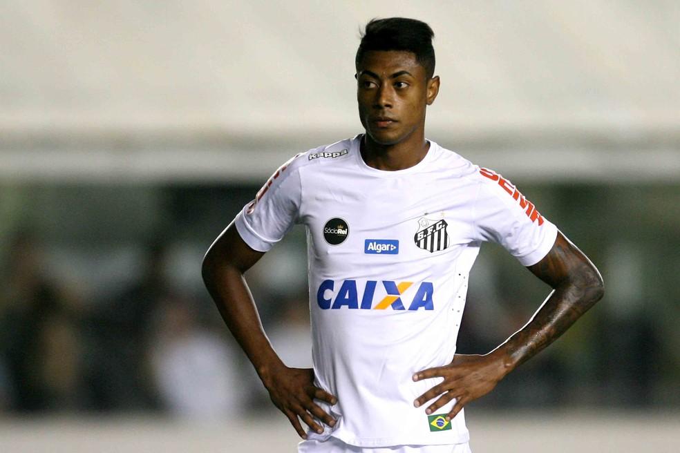 Flamengo ainda não desistiu de Bruno Henrique — Foto: GUILHERME DIONíZIO/CÓDIGO19/ESTADÃO CONTEÚDO