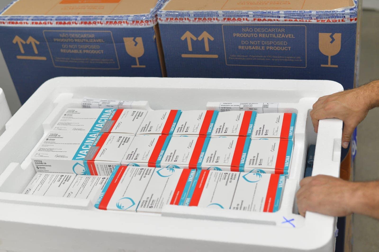 Pfizer e AstraZeneca: Ribeirão Preto, SP, abre agenda da 2ª dose para vacinados entre 30 de junho e 3 de julho