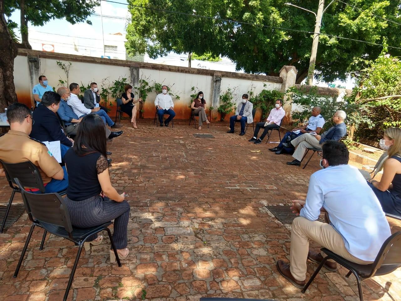Prefeitura de Campo Grande pede ajuda às Forças Armadas para evitar proliferação do coronavírus