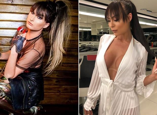 Serginho Orgastic e Fernanda Lacerda (Foto: Reprodução/Instagram)