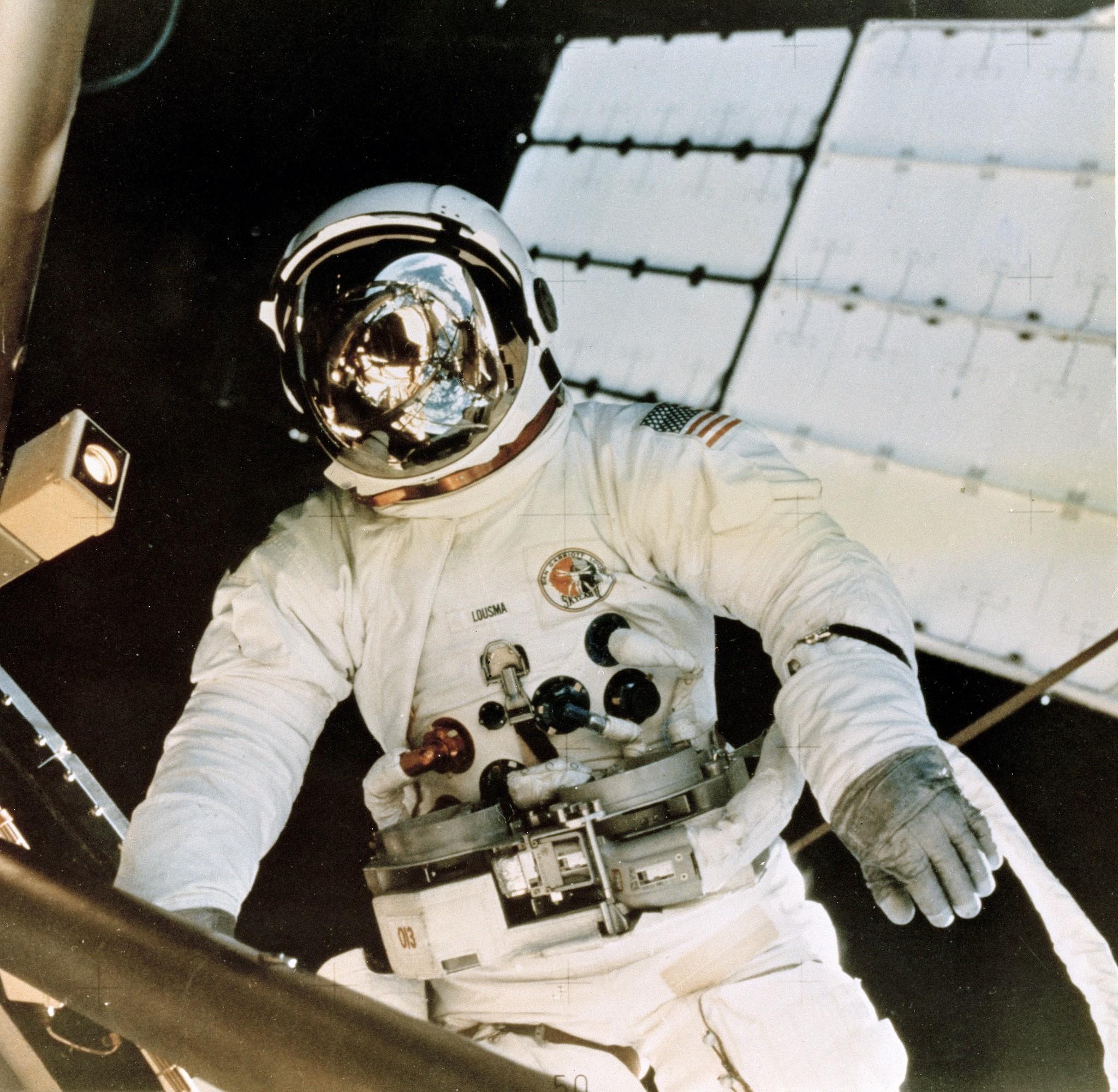 astronauta (Foto: Flickr/NASA's Marshall Space Flight Center)