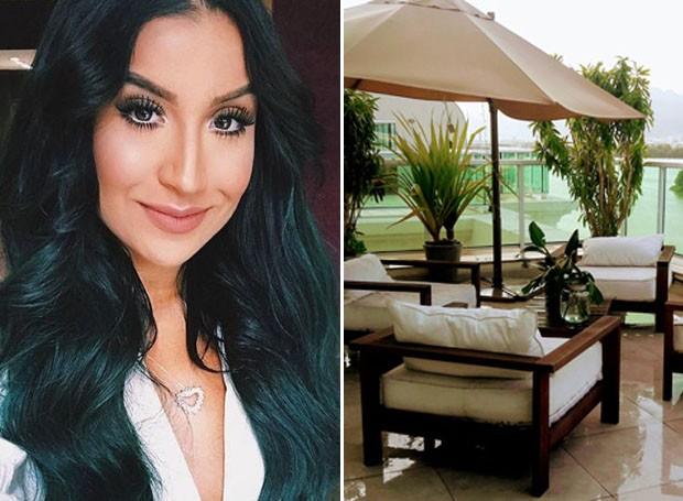 Conheça a cobertura da blogueira Bianca Andrade, mais conhecida como Boca Rosa (Foto: divulgação)