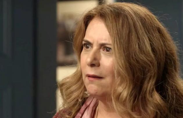 Grace (Patricya Travassos) também aparecerá no passado como Graça, lavadeira que foi amante de Eugênio (Felipe Camargo) (Foto: TV Globo)
