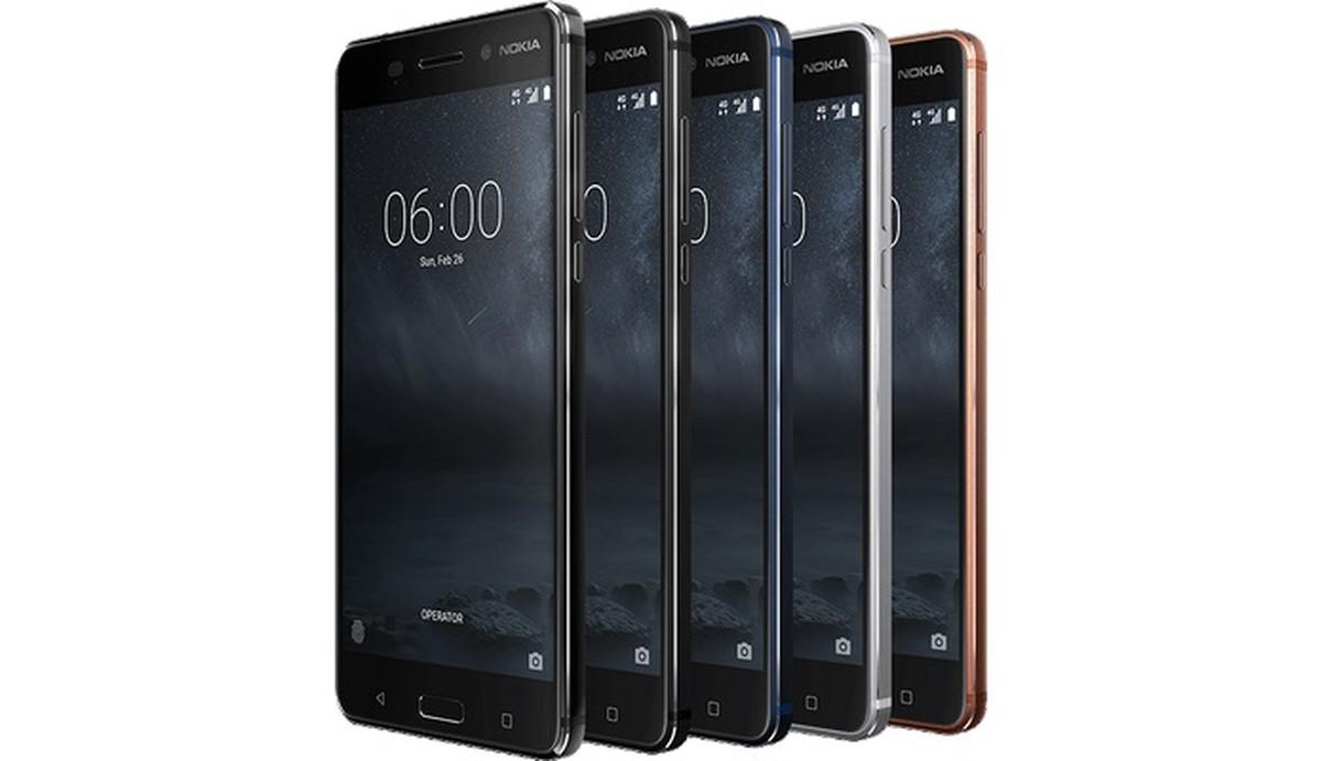 Nokia 3 Nokia 5 E Nokia 6 Desembarcam Na India Com Android 7 Celular Techtudo