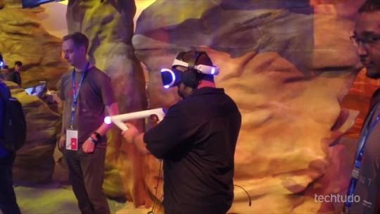 PlayStation VR é lançando oficialmente no Brasil por R$ 3 mil