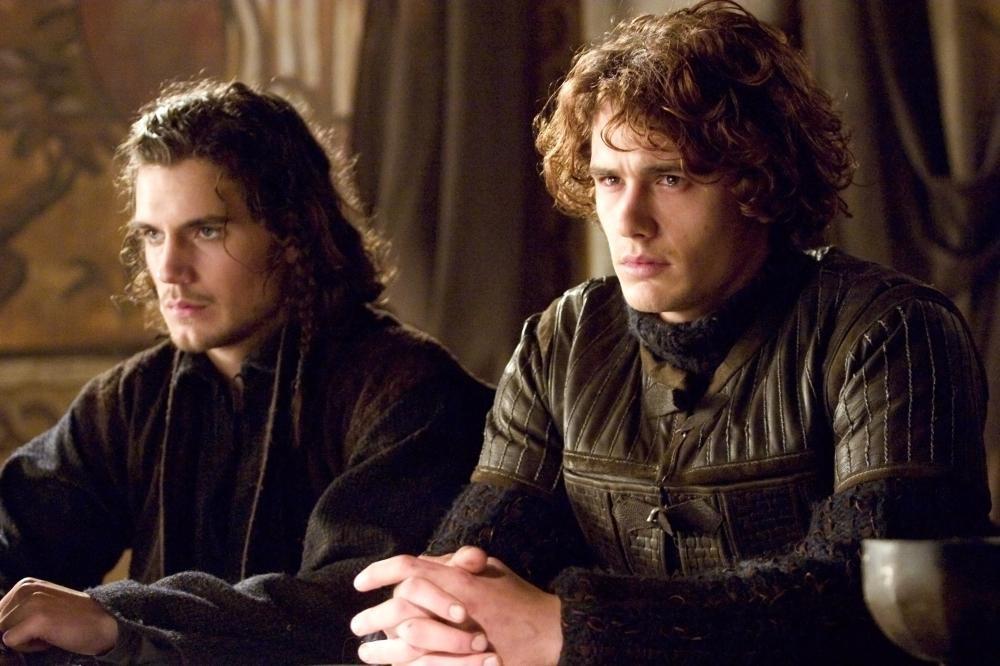 Henry Cavill e James Franco em Tristão & Isolda (2006) (Foto: Divulgação)