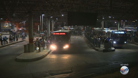 Ameaça de falta de combustível faz Campinas reduzir em 40% a frota de ônibus