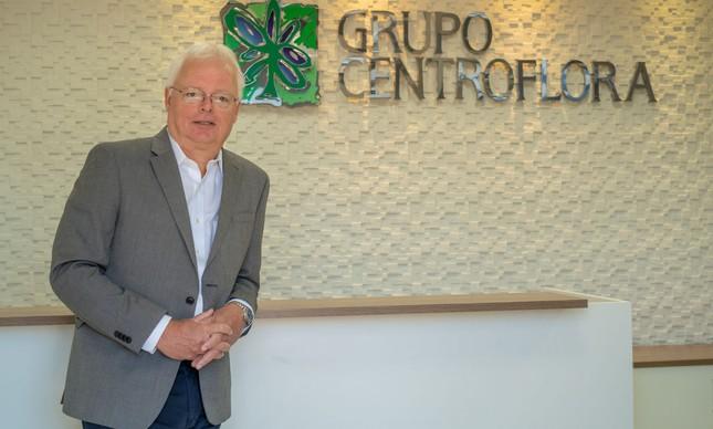 Peter Andersen, CEO da Centroflora