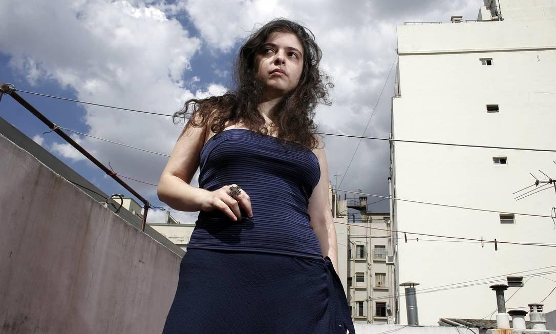 A escritora argentina Mariana Enríquez  (Foto: Leonardo García / Divulgação)
