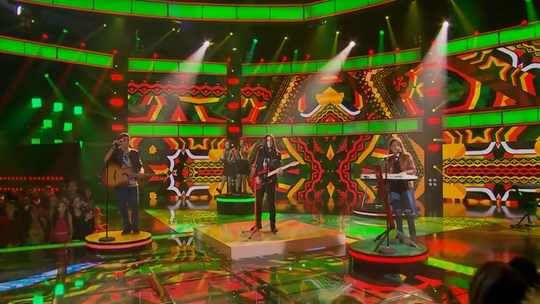 Público pede boy band com integrantes do 'The Voice Kids'
