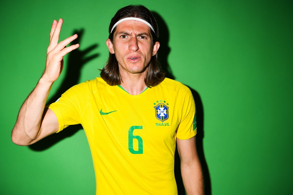 Filipe Luís (Foto: David Ramos - FIFA/FIFA via Getty Images)