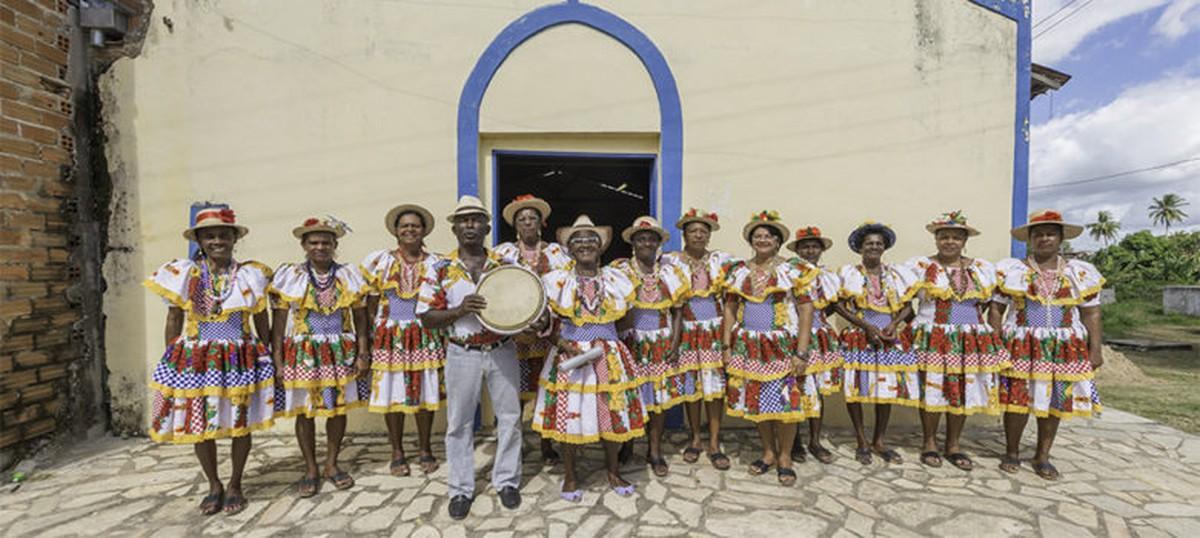 Grupo Samba de Pareia se apresenta em cidades do Agreste