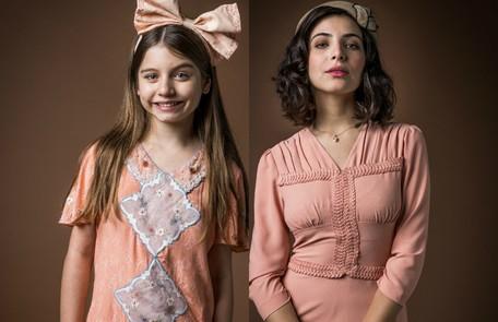 Rayssa Bratillieri interpretará a mimada Soraia (papel de Melissa Nóbrega na primeira fase). Na juventude, ela disputará o amor de Julinho com Lili TV Globo