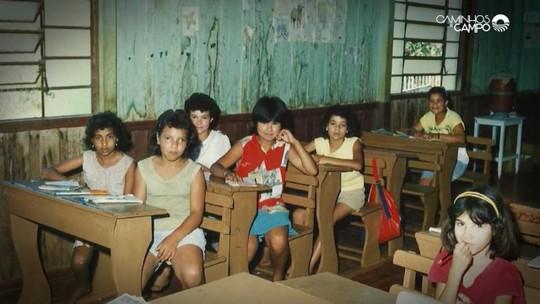 Neste domingo (20), o 'Caminhos do Campo' vai resgatar a história das escolas rurais do Paraná