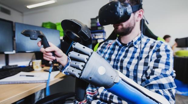 Próteses da Open Bionics (Foto: Divulgação)