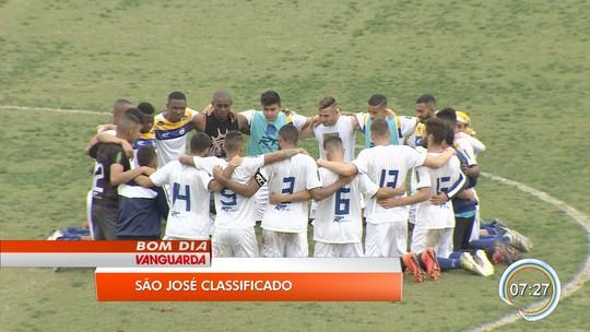 Oliveira elogia postura do São José contra Itararé e mira manter equilíbrio do time