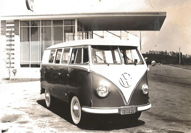 Volkswagen Kombi T1 1959 (Foto: Volkswagen)