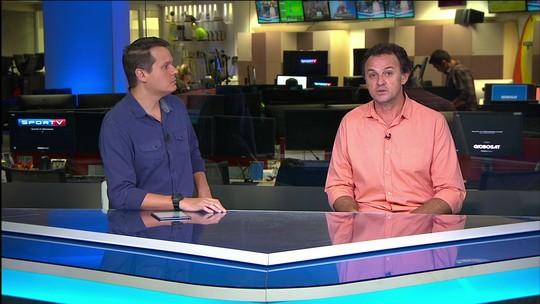 No SporTV News, Carlão lembra trajetória e frisa importância de Bebeto de Freitas no vôlei