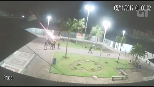 Operação para coibir bailes funk em ruas de SP termina em confusão; vídeo