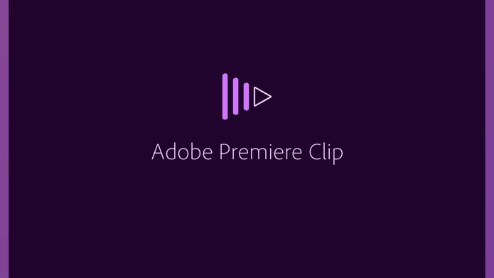 Adobe Premiere Clip (Foto: Divulgação)
