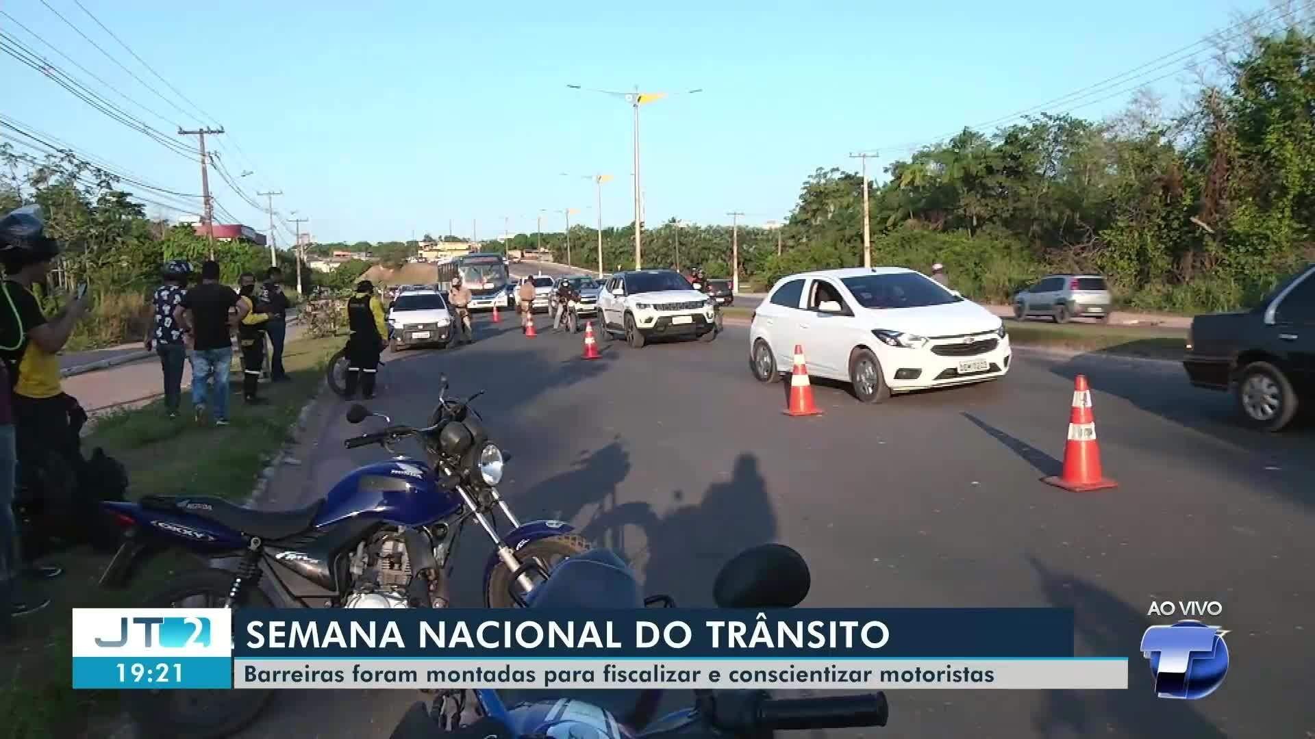 VÍDEOS: Jornal Tapajós 2ª Edição de sábado, 19 de setembro