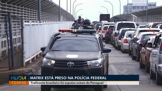 Traficante brasileiro é expulso do Paraguai