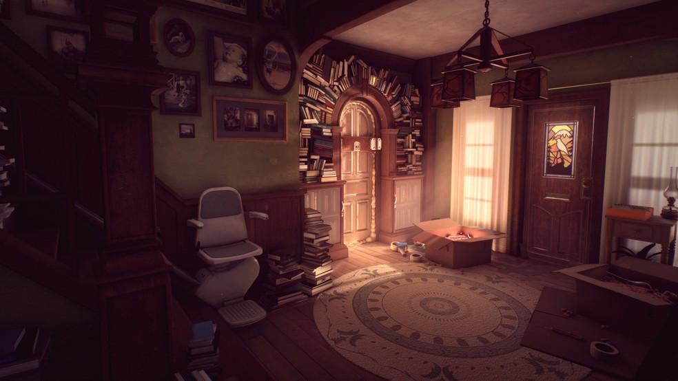 Cena de 'What Remains of Edith Finch' (Foto: Divulgação)