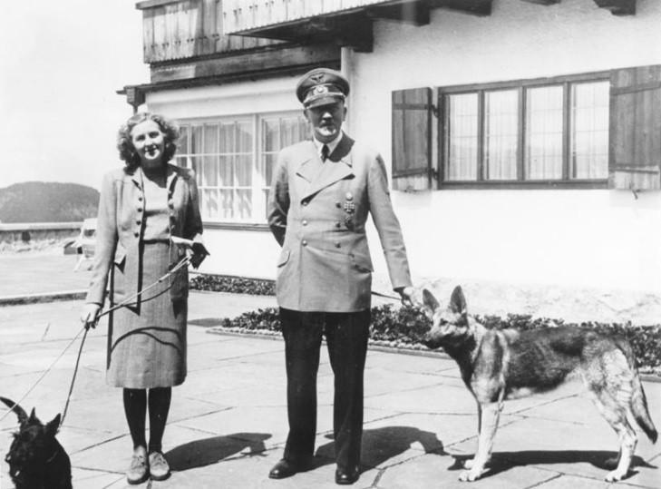 Hitler e Eva