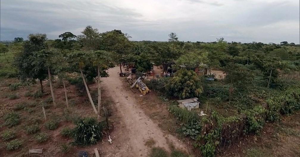 Área de assentamento no Pará — Foto: Incra/Divulgação