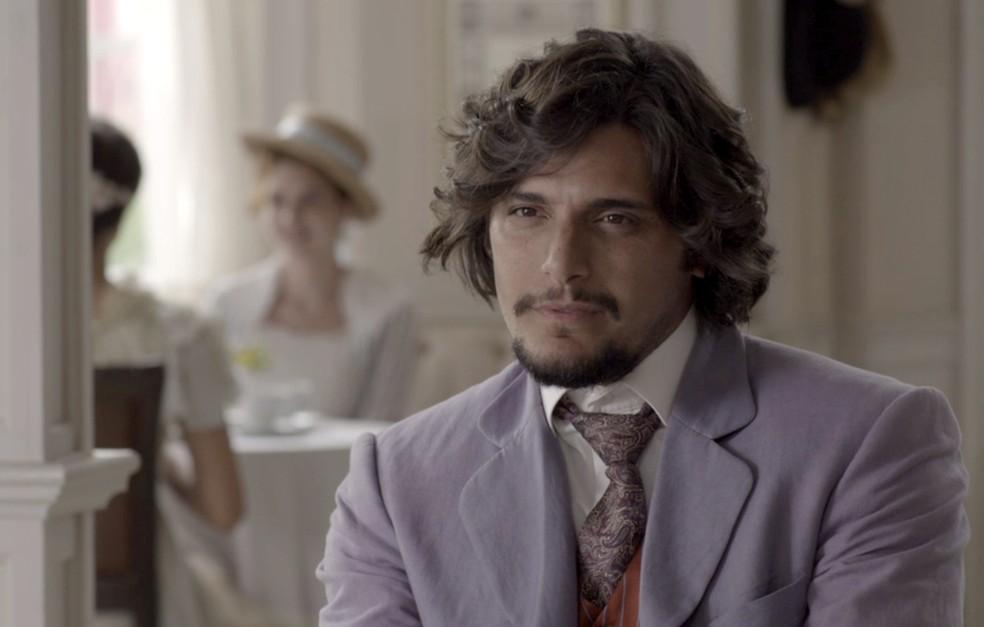 Uirapurã fala tudo o que sabe... (Foto: TV Globo)