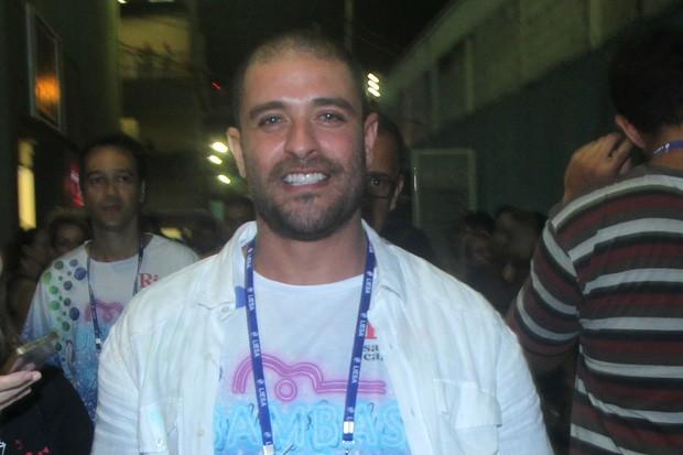 Diogo Nogueira (Foto: Marcello Sá Barretto / Brazil News)