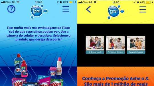 App traz realidade aumentada, dicas de cuidado com roupas e acesso à promoção