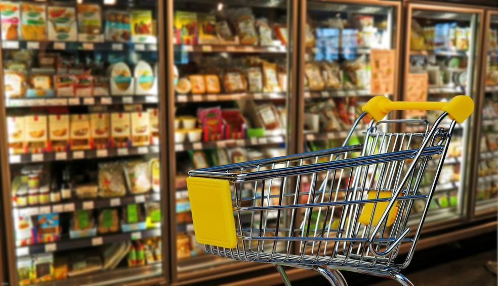 Carrinhos de supermercado até parecem, mas não são inofensivos (Foto: Alexa_Fotos/Pixabay/CC0 Creative Commons)