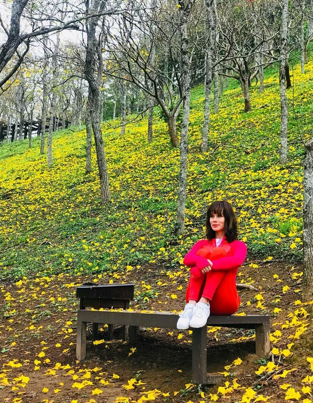 Mariana Ximenes (Foto: Reprodução Instagram)