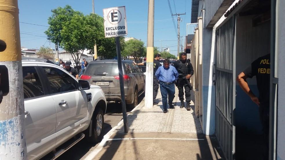 Ricardo Silva é um dos alvos da segunda fase da operação Famulus (Foto: Jairo Santos/TV Anhanguera)