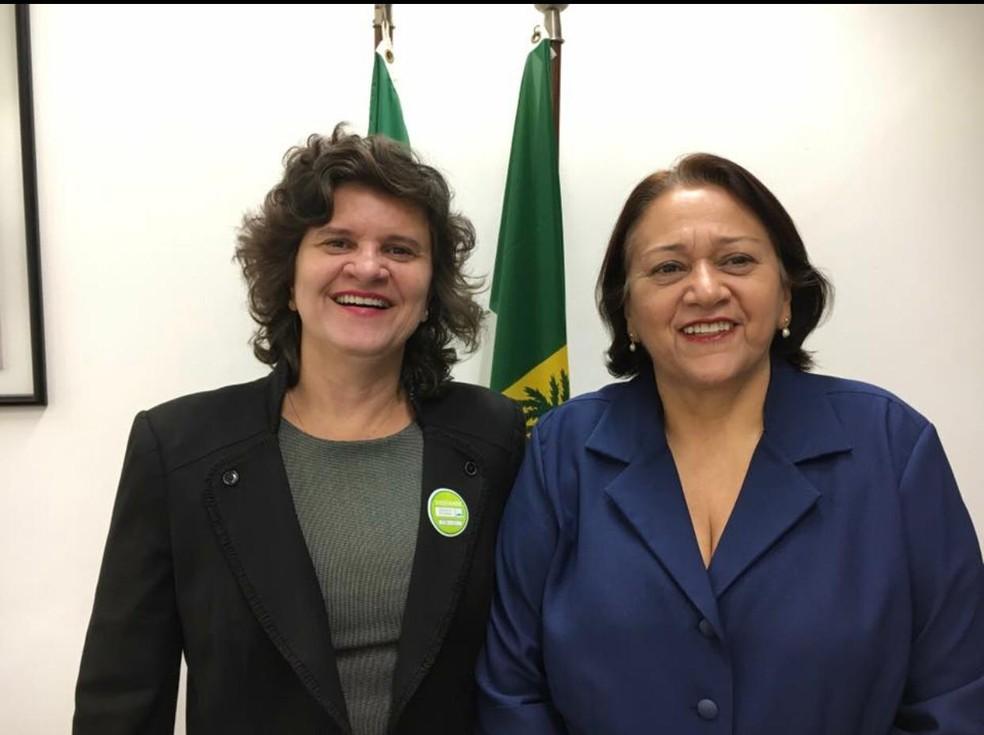 Ana Maria Costa assumirá a Secretaria de Turismo e também a Emprotur — Foto: Divulgação