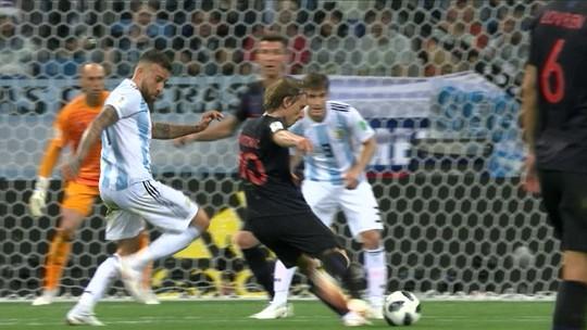 Argentina x Croácia - Copa do Mundo 2018 - Ao vivo - globoesporte.com