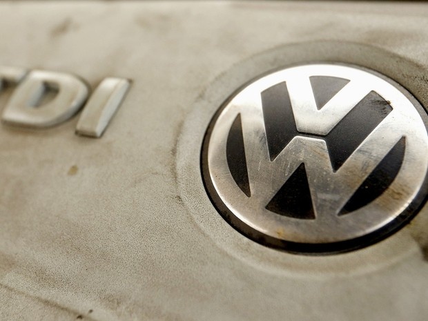 Motor turbo diesel da Volkswagen (Foto: REUTERS/Arnd Wiegmann)