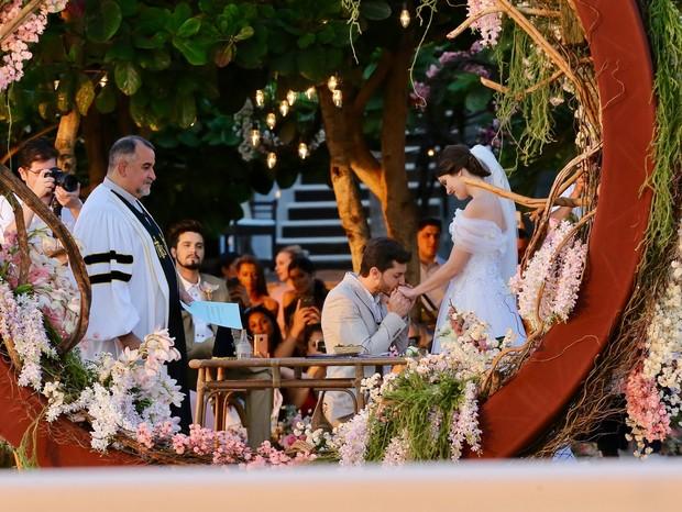 Casamento Camila e Kleber (Foto: Reprodução/Instagram)