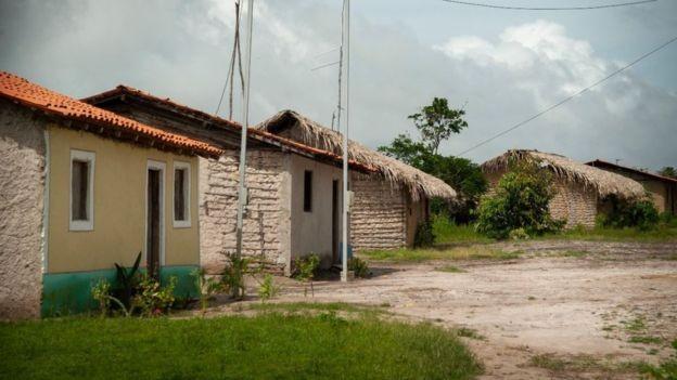 Se a base realmente for explorada comercialmente, a vila de Alcântara (foto) poderá receber investimentos em aeroportos e hotéis, por exemplo (Foto: Cícero Bezerra/acervo pessoal via BBC)
