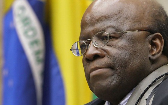 Joaquim Barbosa (Foto: Fillipe Sampaio/STF)