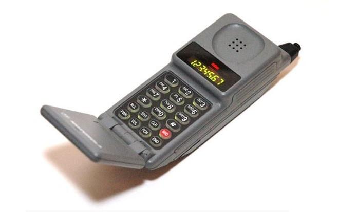 Dez celulares que eram 'top de linha' quando você era criança ...