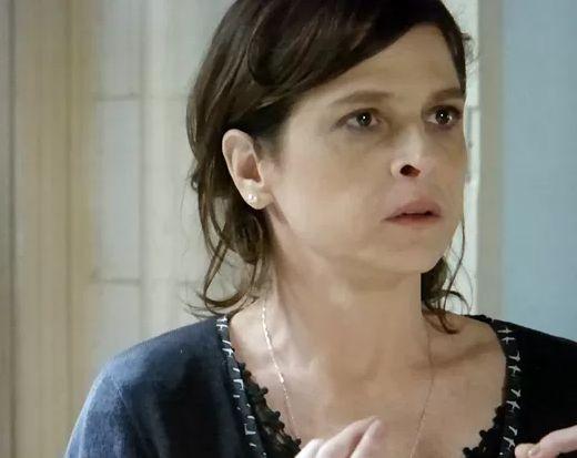 Drica Moraes, a Cora de 'Império' (Foto: Divulgação/TV Globo)