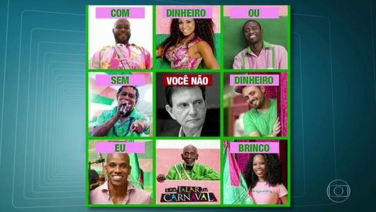 Mangueira escolhe enredo que é uma crítica à Prefeitura do Rio