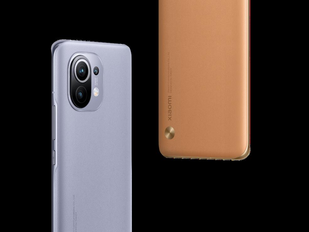 Mi 11 foi anunciado com Snapdragon 888 e câmera principal de 108 MP — Foto: Divulgação/Xiaomi
