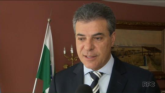 'Ilação completamente maluca', diz governador do Paraná sobre inquérito que o investiga
