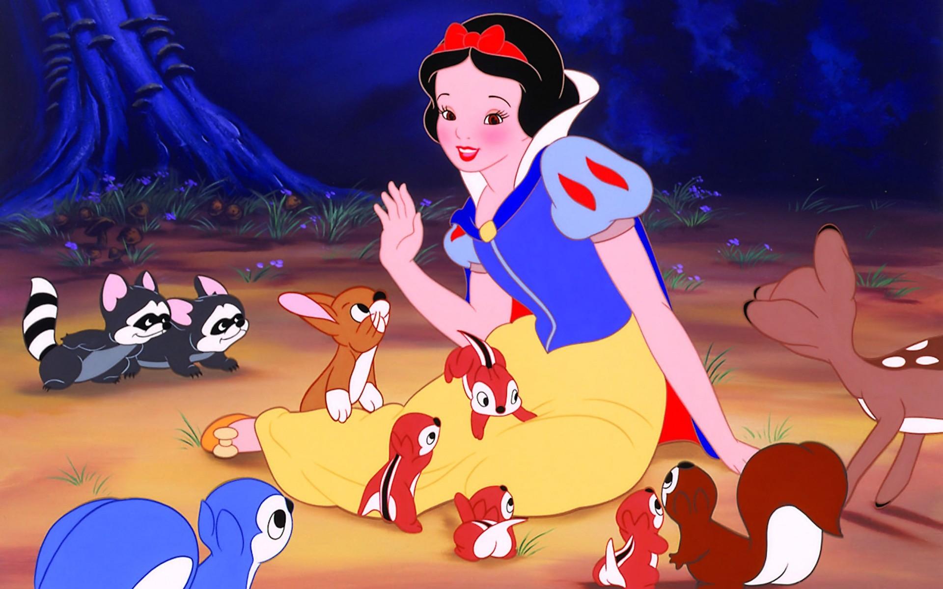 A Branca De Neve Nao Foi A Primeira Princesa Da Disney Revista