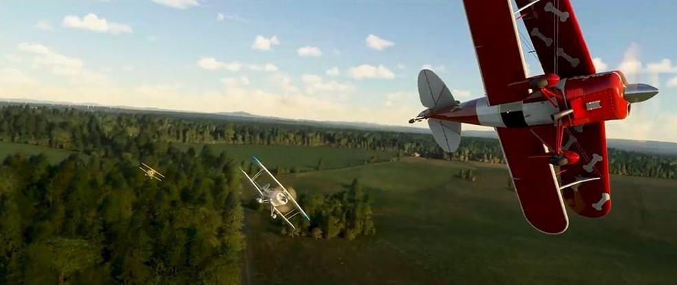 Flight Simulator ganha novo trailer na E3 2021 — Foto: Reprodução/Xbox & Bethesda Games Showcase